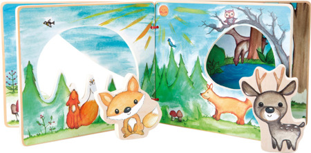 """Picture Book """"Forest"""""""