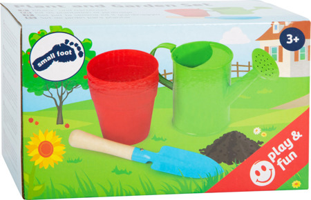 Plant and Garden Set