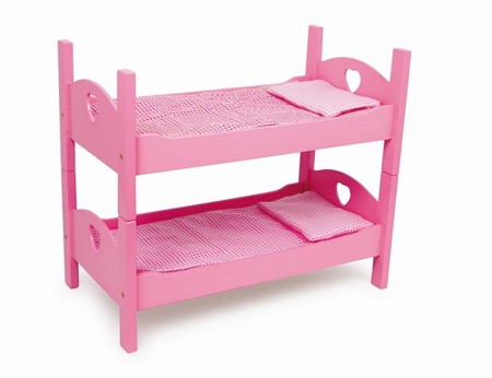 SINGLE AND DOUBLE Cot for Dolls